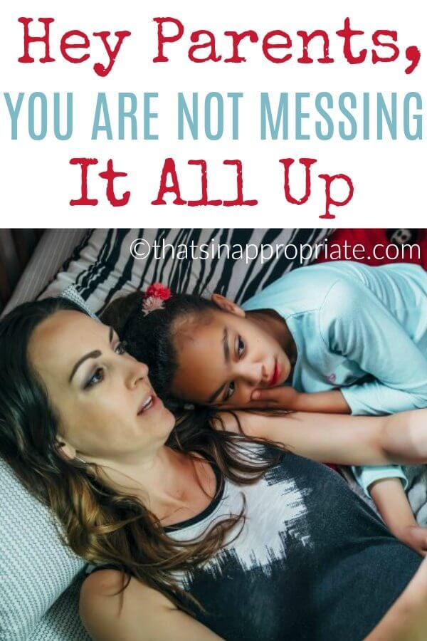 Raising girls comes with a lot of worry and pressure. But, this mom shares her experience with watching her own daughter grow up and realizing that her daughter is not the same person that she is. #parenting #motherhood #momlife #inspiration #motherhooduncensored