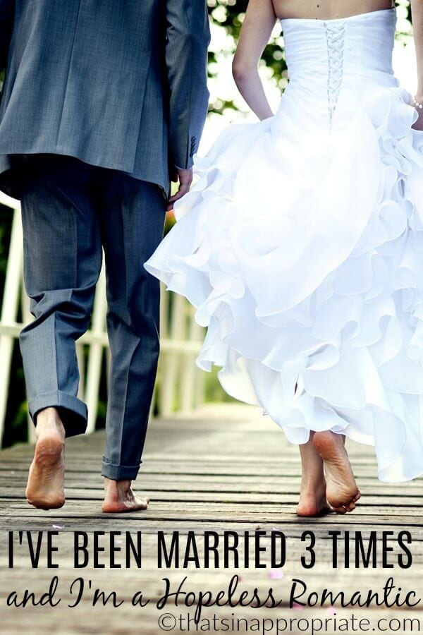 Marriage requires a lot of work, and this inspiring essay about a woman that's been married three times proves that sometimes finding your fairytale and your happily ever after takes some time. #marriage #parenting #parenthood #momlife #marriedlife #divorce""