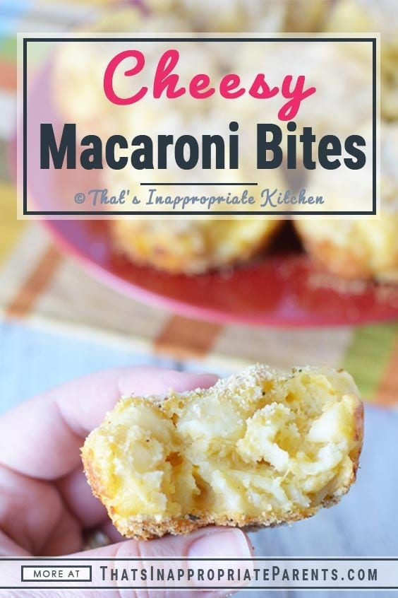 These cheesy macaroni bites are the perfect weeknight meal idea that is easy and kid friendly. Your whole family will love this macaroni and cheese alternative and will have fun eating these for a comfort food recipe, or after school snack. Make sure to save this recipe because your kids will be asking for this macaroni and cheese bite recipe over and over again #macandcheese #Macaroniandcheese #easydinneridea #fastdinner #easyrecipe #mealidea #cheesyrecipe #macaroniandcheesebites