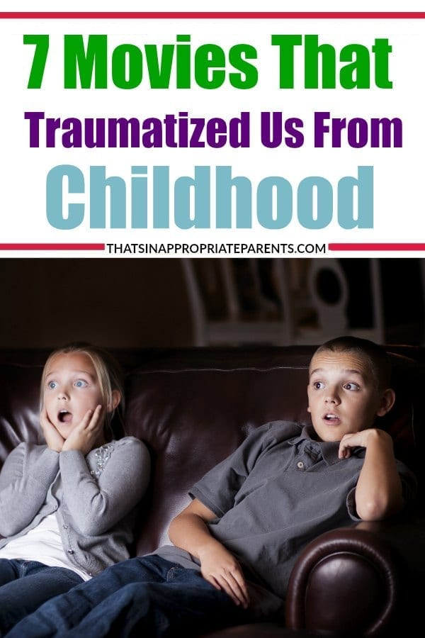 7 Movies That Traumatized Us When We Were Kids | Filter Free