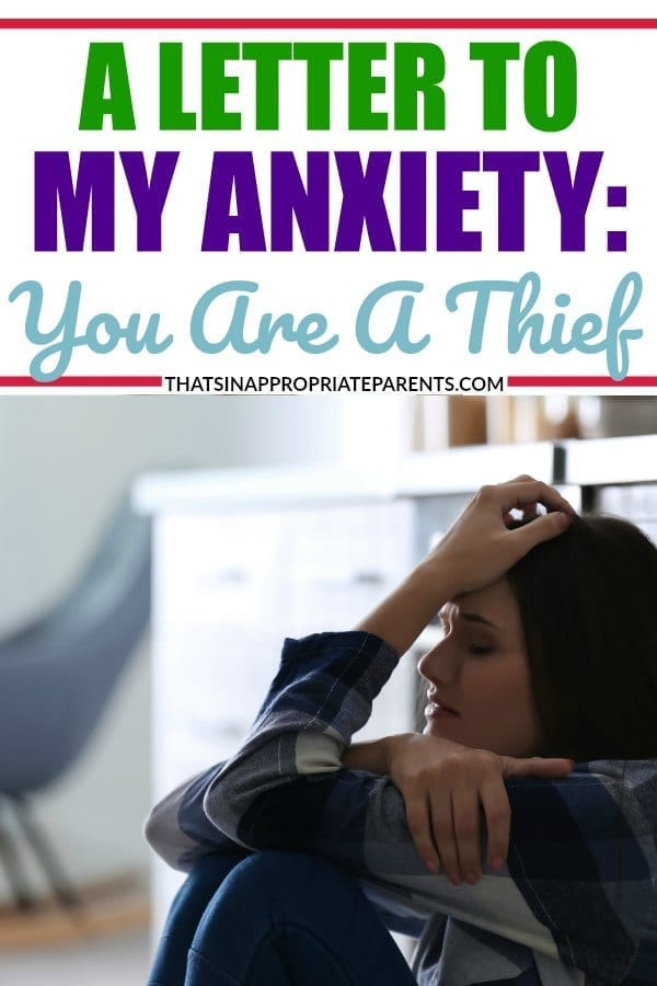 This heartfelt letter from someone that has struggled with anxiety is spot on. Mental health issues cannot be avoided by denial and need to be talked about. #mentalhealth #mentalhealthawareness #stopthestigma #anxiety #depression #momlife