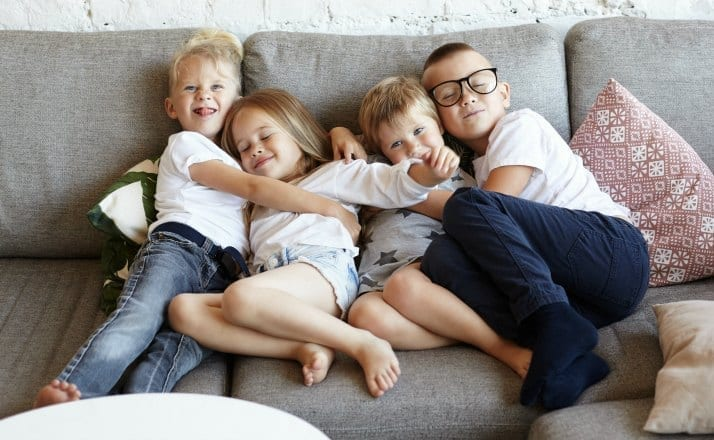 This mom of four shares her real and funny reasons she knows she's done having kids. #mommy #momlife #parenting #motherhood #familyplanning #kids