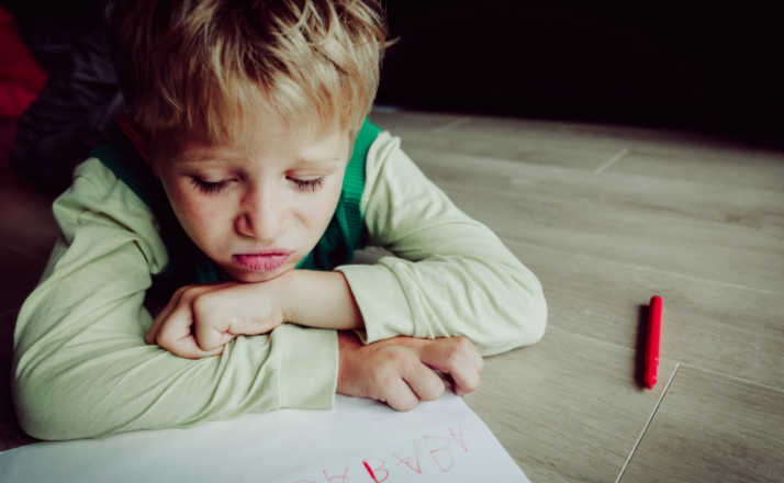 Not all kids will do great in a traditional school environment. Some kids can't sit still, and some are too quiet. But, here's the message we need to give our kid about school. #school #parenting #motherhood #motherhooduncensored