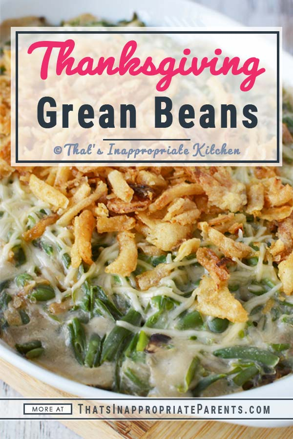 Traditional Green Bean Casserole Recipe