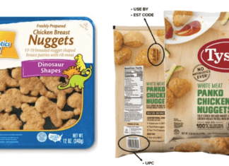 Chicken Nugget Recall