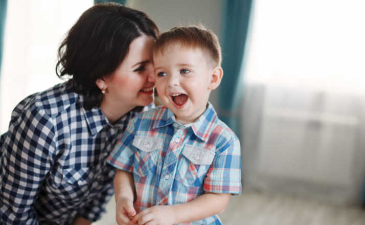 There are some honest and real truths about raising boys. They come with unique challenges, but being a boy mom is the best. #boymom #raisingboys #filterfreeparents
