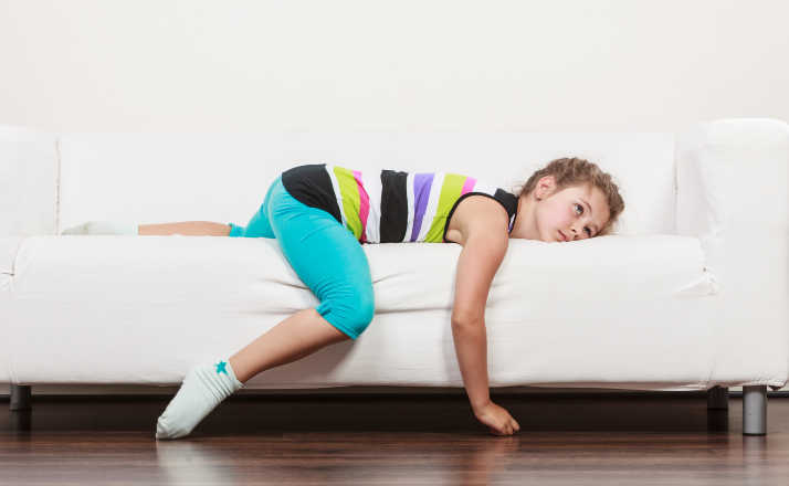 Pinterest lies: Kids being bored isn't a tragedy-- it's healthy! The days are long and, sometimes, my kids are bored. I'm still a good mom (and so are you). #BOREDOM #filterfreeparents