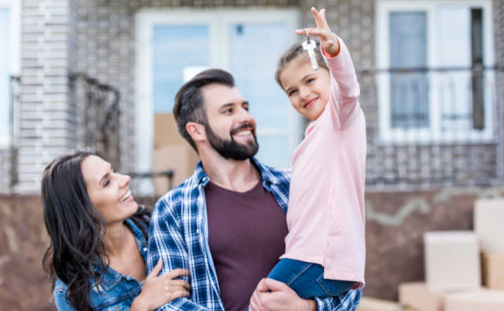 But you know what, this is yet another reason it's important for us as partners to realize that regardless of who the primary earner is, that this is a partnership. Here's why you need to be on the title of the house. Even if you're a stay at home parent. #sahm #housebuying #filterfreeparents