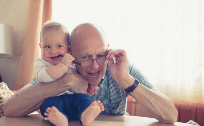 A thank you to all the grandparents who spend their time and energy helping us raise our kids. We see you. We couldn't do it without you. #grandparents #emptynest #filterfreeparents