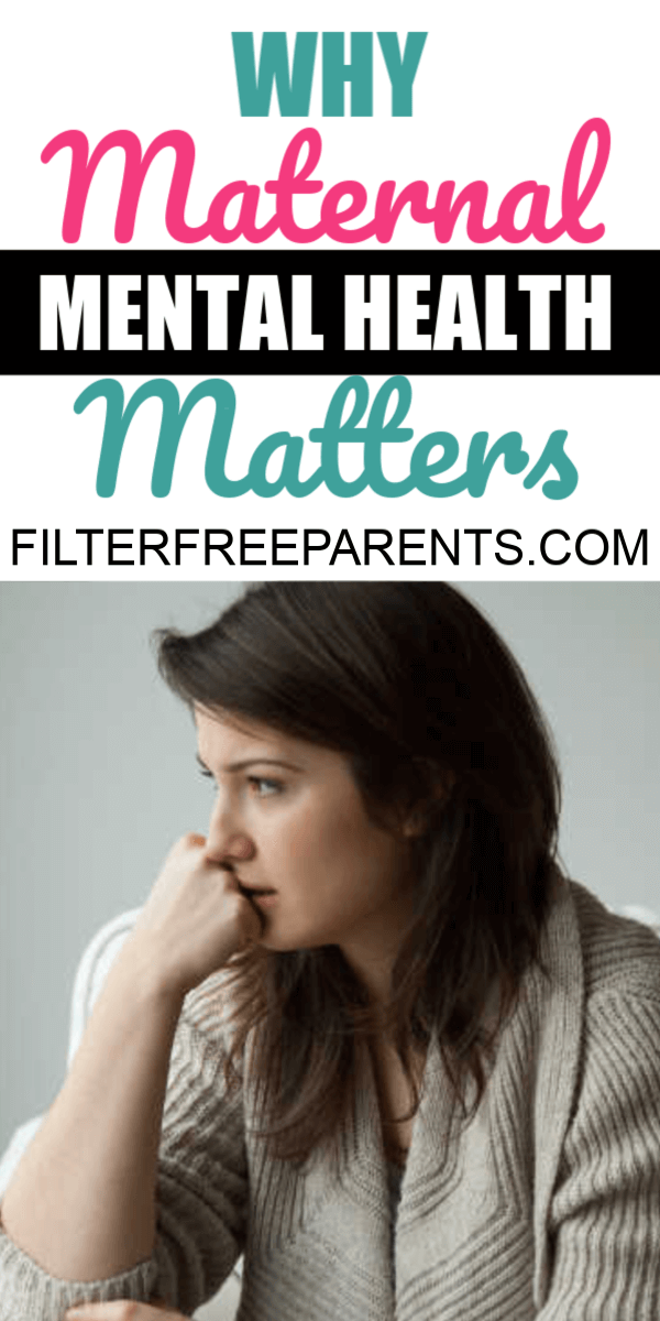 Happy people go to therapy too. Here's why we need to end the stigma of mental health and support women that need to seek help for their mental health. #endthestigma #mentalhealth #filterfreeparents