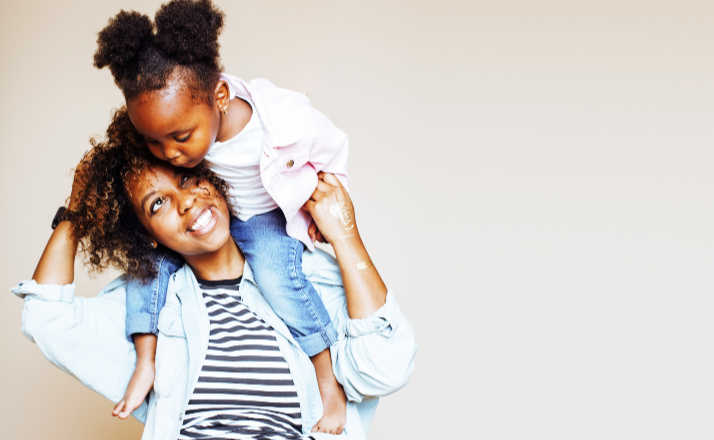 Mom guilt. Mother's guilt. Women seem to have it as soon as their first baby is born. Here are five reasons to ditch the mom guilt. #momguilt #parenting #filterfreeparents