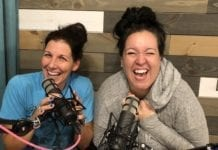Take it or Leave it Podcast with TIffany Jenkins (Juggling the Jenkins) and Meredith Masony (That's Inappropriate)