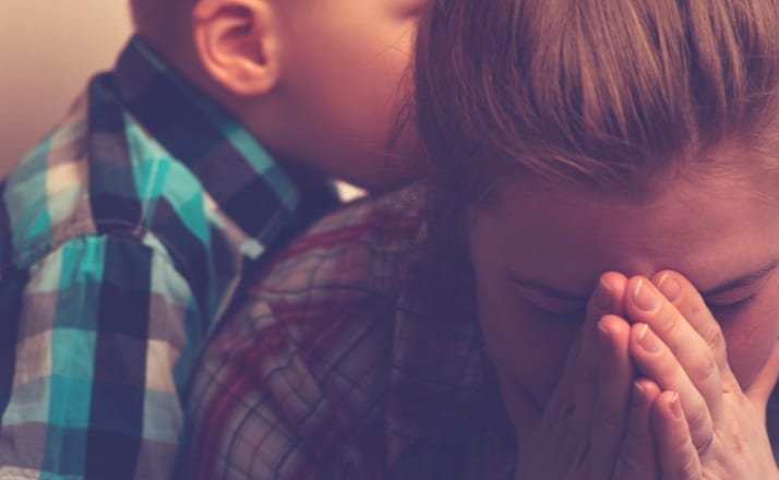 It's Okay To Cry In front Of Our Children | Filter Free Parents