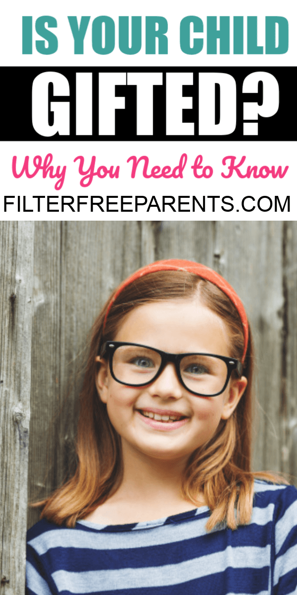 Is your child having a hard time in school? Read about Clara*, a twice exceptional (gifted) child and how her mom figured out how to use Clara's strengths to help her. #giftedchild #filterfreeparents #twiceexceptional