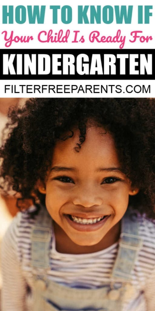 If you're struggling to decide whether or not your child is ready for kindergarten, fear not. Here's a few important tips and factors to consider as you make your decision. #kindergarten #readyforkindergarten #preschool #school
