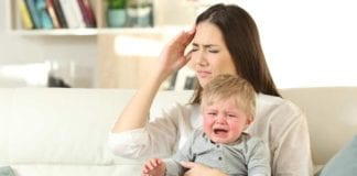 Angry toddlers lead to exhausted mothers. Here are six strategies to tame your toddler's tantrums and re-energize the mom exhaustion that can accompanies.