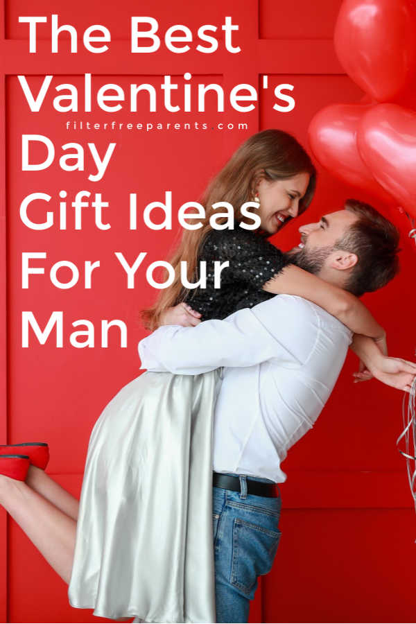 At a loss for what to get your husband or boyfriend for Valentine's day? These Valentine gift ideas for your man will make him happy. And this list is good for any other gift occasions, too.