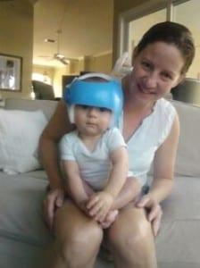 Sarah and son
