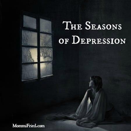 The seasons of depression