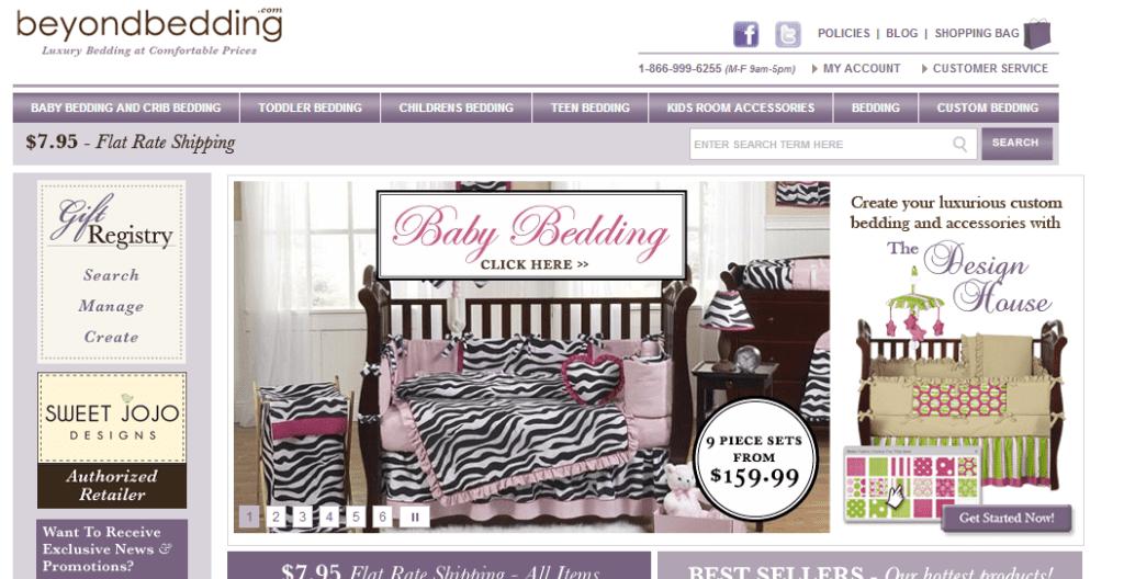 Beyond Bedding: Toddler Bed Set Review