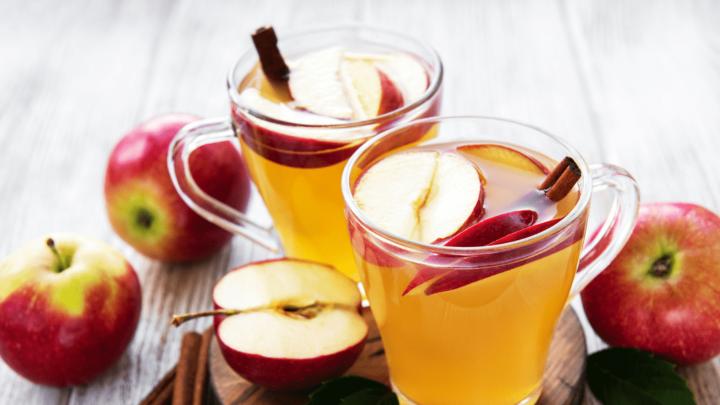 Crock Pot Hot Spiced Apple Cider