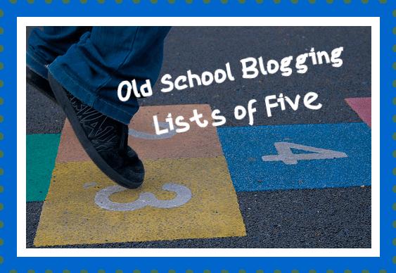 old school blogging