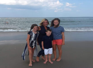 Vacation Mom